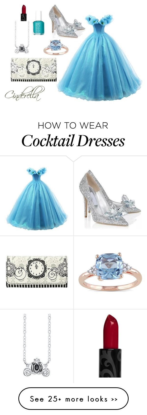 Mobile compatible blood wallpapers drew toepfer -  Cinderella By Ellieack On Polyvore Featuring Disney Essie Miadora And Belk Silverworks