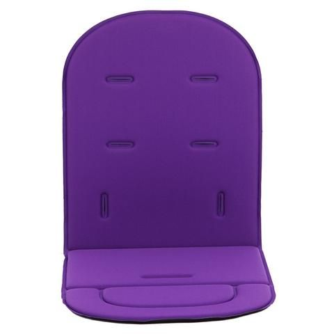 Comfortable Soft Seat Cushion Baby Stroller Pad Purple  Accessories Baby Products Must Have Shops Awesome Mum Seats Shops Websites Store Link AuhaShop.com
