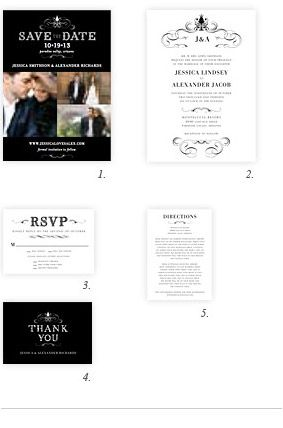what a wedding invitation should include