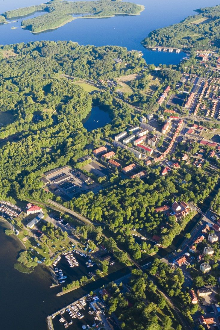 Town of Gizycko #Travel #Poland #Lakeland