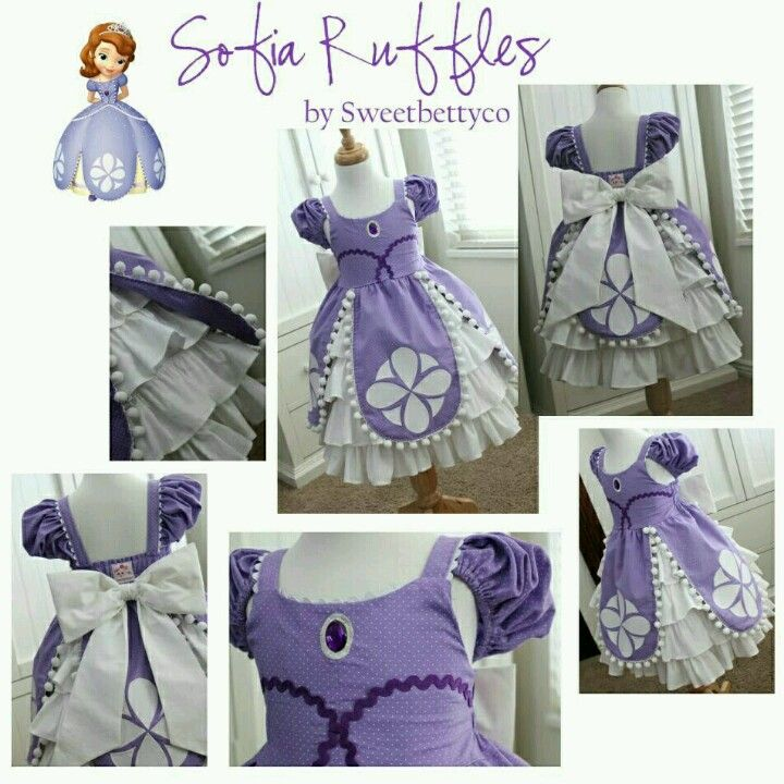 Will be making this for Brianna ...Disney Princess Sofia...