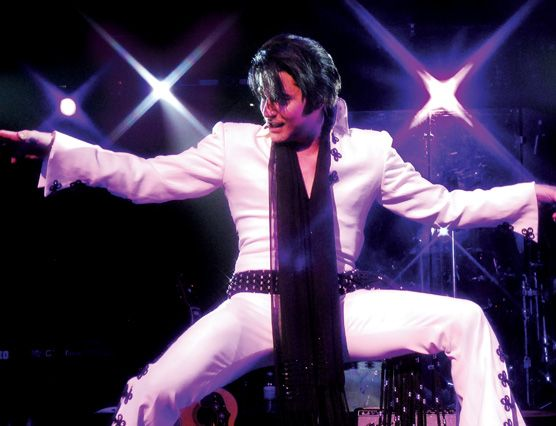 """Trent Carlini has honored the legendary life and work of Elvis Presley since 1977. Winning countless awards, he has been named """"The Best Elvis show in Las Vegas.""""  River Cree offers you a chance to ring in the new year with the King of Rock and Roll.  #Elvis #RockNRoll #YEG #RiverCree #CasinoEvents #Eventplanning #eventmanagement #JoeEsposito #ElvisTribute #ElvisFan #LasVegasShow #Vegas #VegasShows"""
