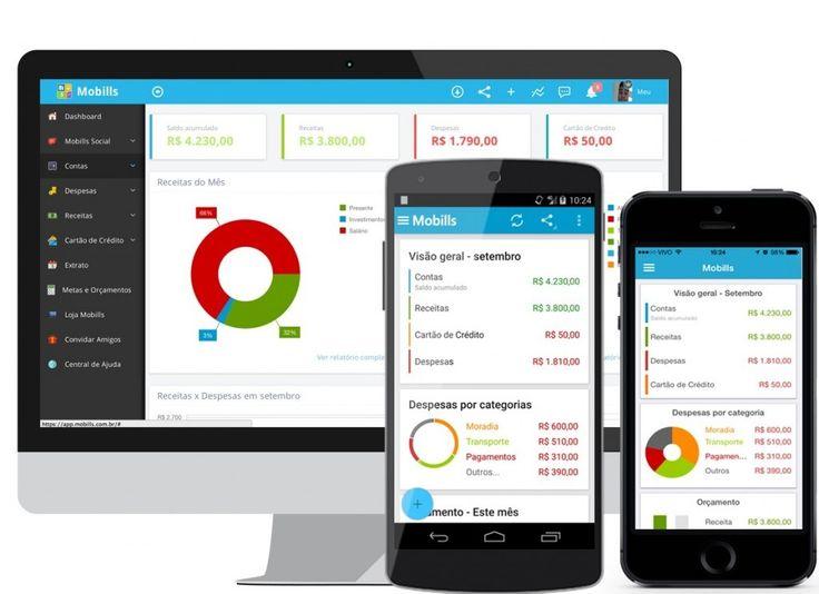 Review: Mobills Gerenciador Financeiro - http://showmetech.band.uol.com.br/review-mobills-gerenciador-financeiro/