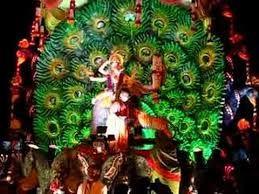 Image result for pune ganpati decoration