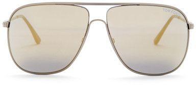 Tom Ford Men's Aviator Sunglasses