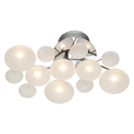 Just ordered a new light fixture for the nursery!