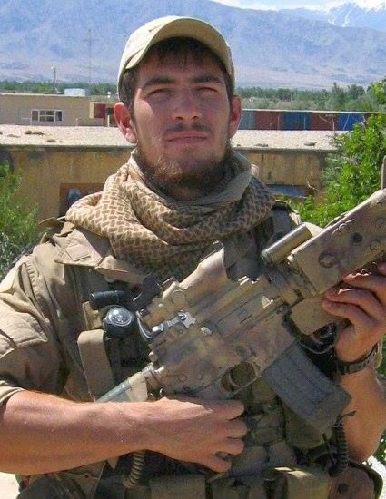 Honoring Navy SEAL Danny Dietz who selflessly scarified his life nine years ago today in Afghanistan. Please help me honor him so that he is not forgotten.