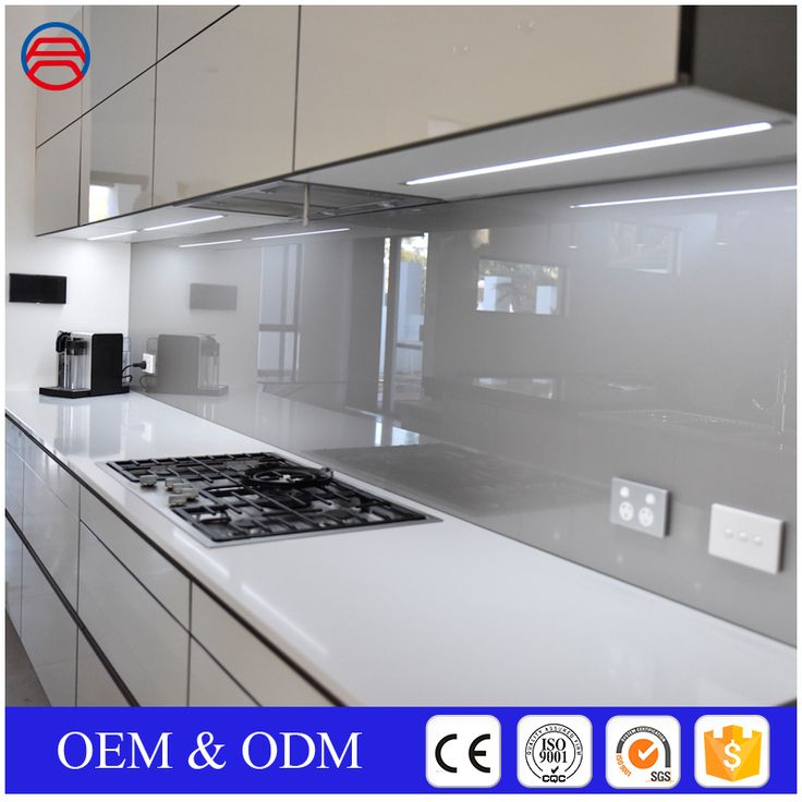 Epic tempered colored tinted glass kitchen mirror splashback prices with En ISO ROHS Sri Lanka