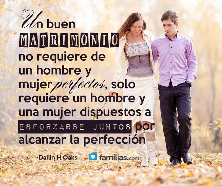 Matrimonio In Spanish : Un buen matrimonio requiere esfuerzo yo amo a la vida