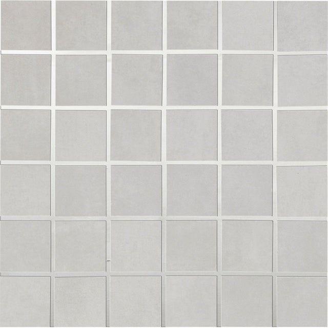 Mosaique Sol Et Mur Oslo Blanc 30 X 30 Cm Leroy Merlin Oslo Sol Et Mur Carrelage Salle De Bain
