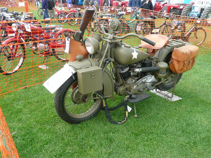 1942 Indian Scout 500cc