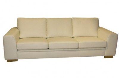 Fasett modulsofa 3 seat sofa couch white fabric swedish design møbelform www.helsetmobler.no