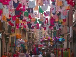 Festa Major de Gràcia – Vier Carnaval in Barcelona in augustus