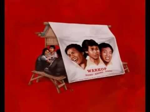 Langka!!!Stand Up Comedy Kasino Warkop DKI tahun1978 dijamin ngakak