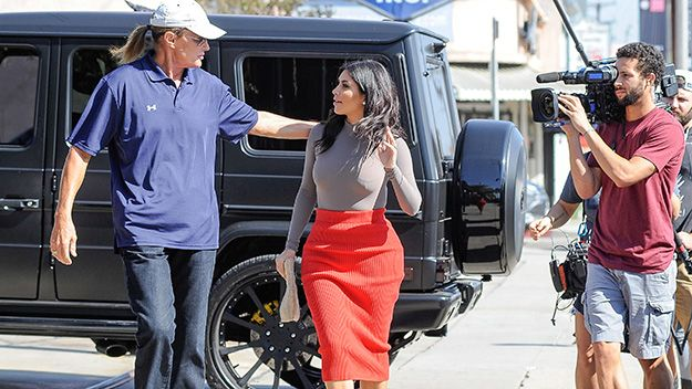 Reports in the US suggest that Bruce, who is Kim Kardashian's stepfather, has recorded a sit-down interview, in which he reveals that he always felt he was born in the wrong...
