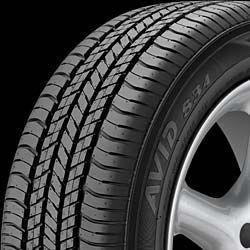 Tire Rack - Yokohama AVID S34F Original Tires on Mazda 2 Sport...Good
