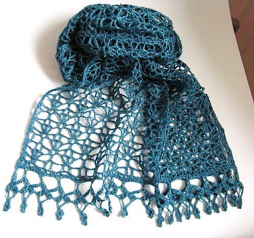 Perfect Free Crochet Summer Scarf Pattern Ideas Easy Scarf