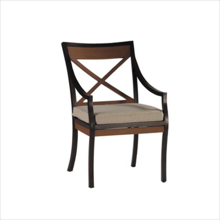 Maltese Arm Chair | Outdoor Furniture | Patio Furniture | Summer Classics.  Maltese Arm Chair