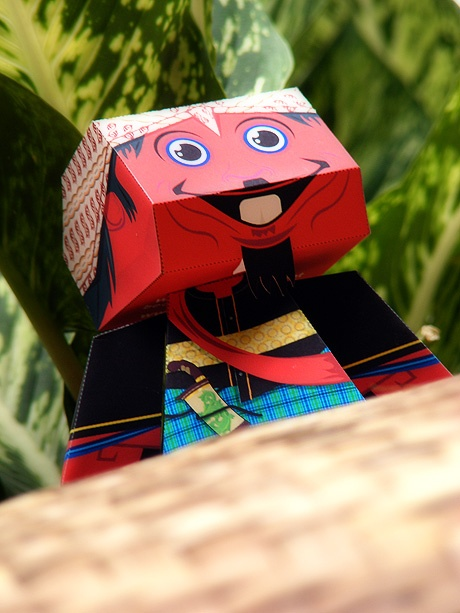 Cepot Papertoy
