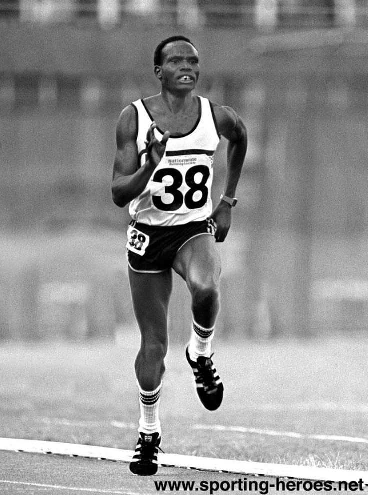 Henry Rono, set numerous WRs over a period of 81 days in 1978 (3000m, 3000mSc, 5000m, and 10000m)