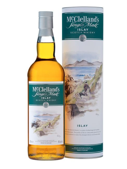 McClelland's Isaly Single Malt scotch - Had some the other night at my brother-in-law's birthday!