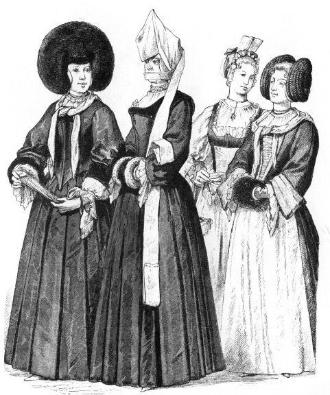 Женщины и девушки Швейцарии