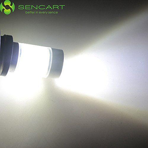 mylunn (TM) sencart 9005HB3P20D 80W feux de circulation diurnes 12x Cree XP-E LED 4500LM 6500K voiture tour Signal Light brouillard:…