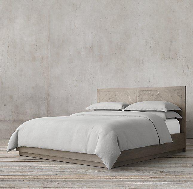 71 best if bedding images on pinterest bedroom furniture double beds and 3 4 beds - Bedspreads for platform beds ...
