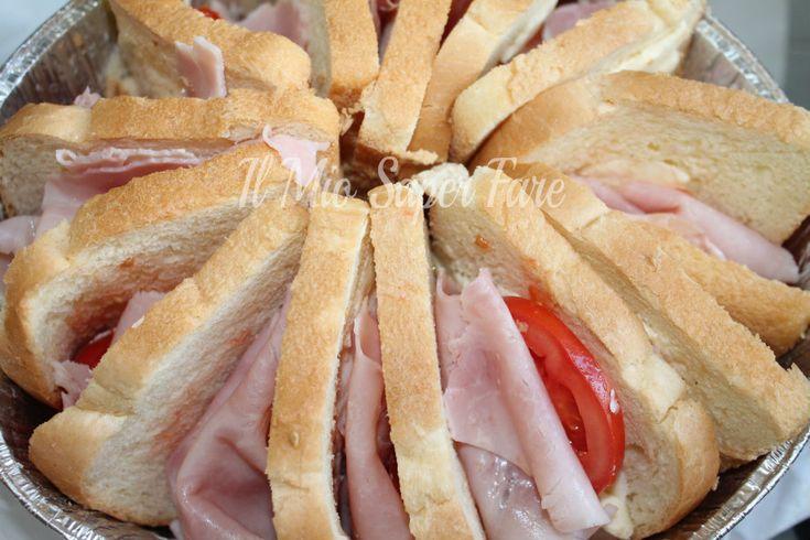 Ciambella di pane  ricetta con pane raffermo blog il mio saper fare