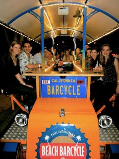 "For those of you living in the Los Angeles, Santa Monica, Venice, Hollywood area here are some fun ""experience"" birthday ideas that are sure to create some lasting memories. Beach Barcycle, Hollywood Bowling, Wine Tasting, Silent Disco and more!"
