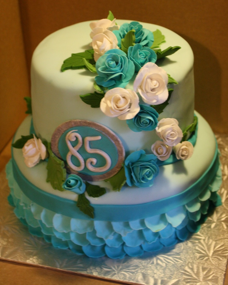 10 Best Birthday Cskes Images On Pinterest Anniversary Cakes