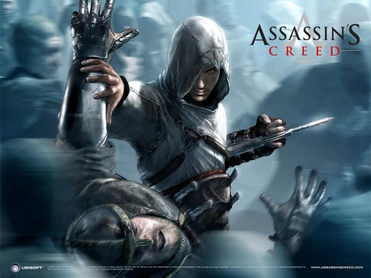 Assassin Creed 1 PC Game Free Download Full Highly Compressed