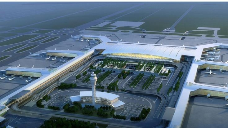 Guangzhou airport will open a new terminal in April to greatly increase its handling capacity, as it bids to overtake Hong Kong as the main air hub in the Pearl River Delta. The new terminal at Guangzhou's Baiyun International Airport is scheduled to start operations on April 26, will handle about 45 million passengers a year in 2020 and total numbers passing through the airport by 2025 are forecast to reach 100 million passengers.