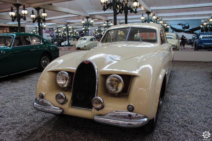 Bugatti Type101 Cité de l'Automobile,