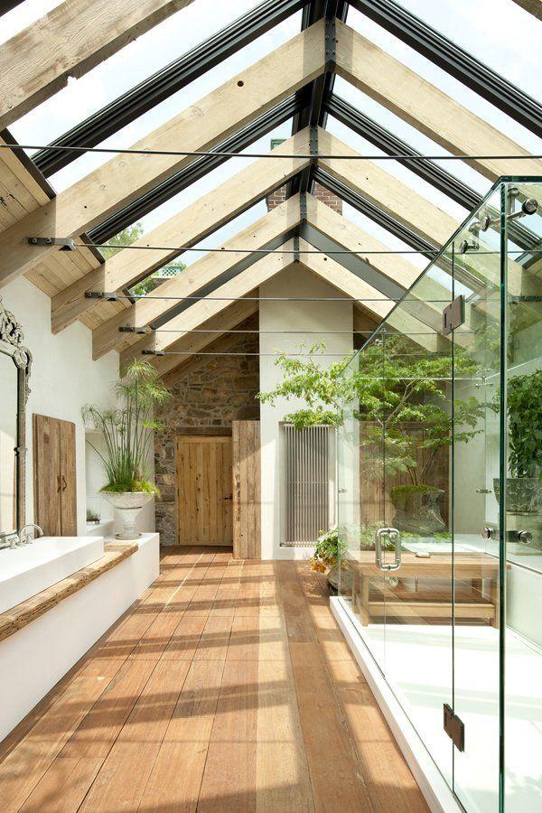 WOW!! what a bathroom!  Doe Run Estate / Nuno Cruz