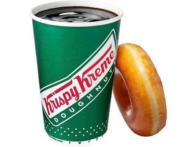Free Coffee & Doughnut at Krispy Kreme on 9/29 Free (facebook.com)