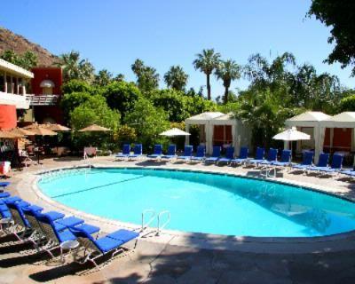 The Palm Springs Tennis Club