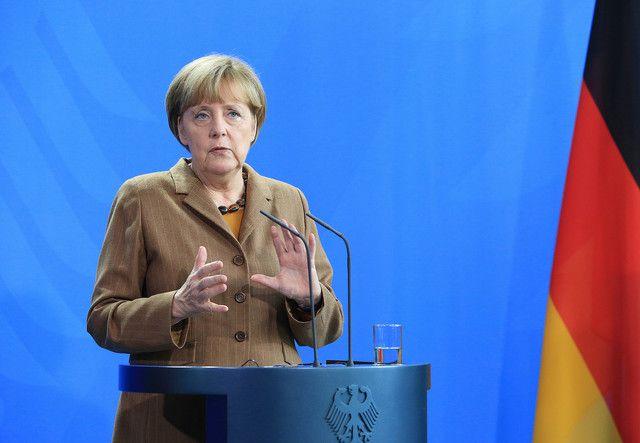 Greece crisis: Angela Merkel rules out any debt cancellation  Read more: http://www.bellenews.com/2015/01/31/world/europe-news/greece-crisis-angela-merkel-rules-debt-cancellation/#ixzz3QOaobXNE Follow us: @bellenews on Twitter   bellenewscom on Facebook