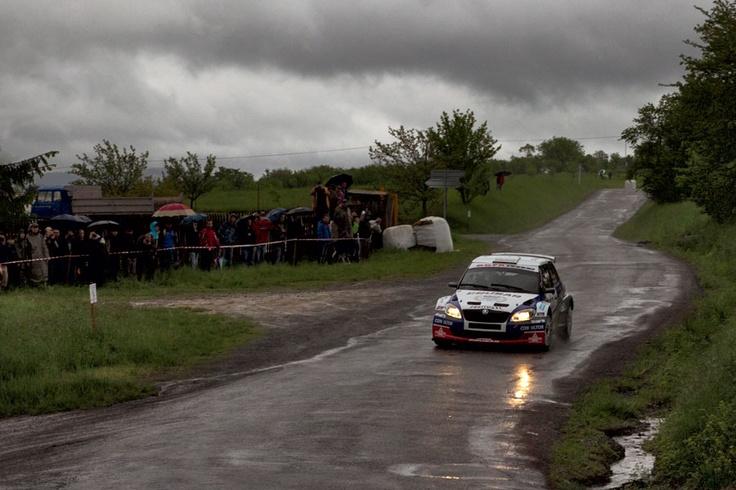 Rally Sprint Kopna 2013  Grzegorz Grzyb