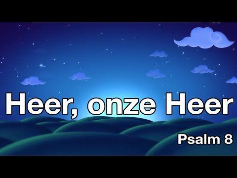 Heer, onze Heer (hoe machtig is Uw naam) - Lydia Zimmer (met tekst) - YouTube