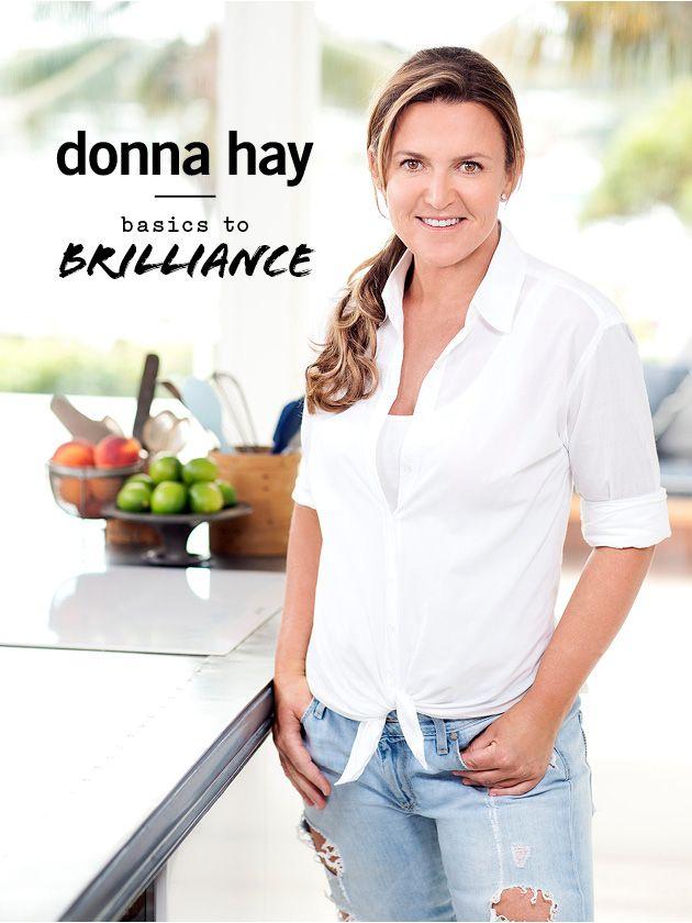 3 recetas de Donna Hay