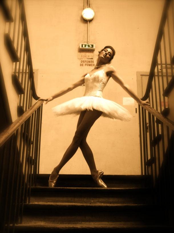 Confession d'une danseuse étoile