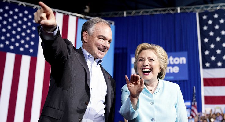 Inside the VP hunt: How Clinton picked Kaine  How tough was the vetting? Finalists had to turn over every password for every social media account for every member of their families.