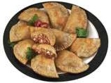 Chicken Pastelitos made with Underwood White Meat Chicken Spread -- Underwood Meat Spreads make a versatile treat suitable for any recipe. - underwoodspreads.com #chicken #pastelitos #recipe #cooking