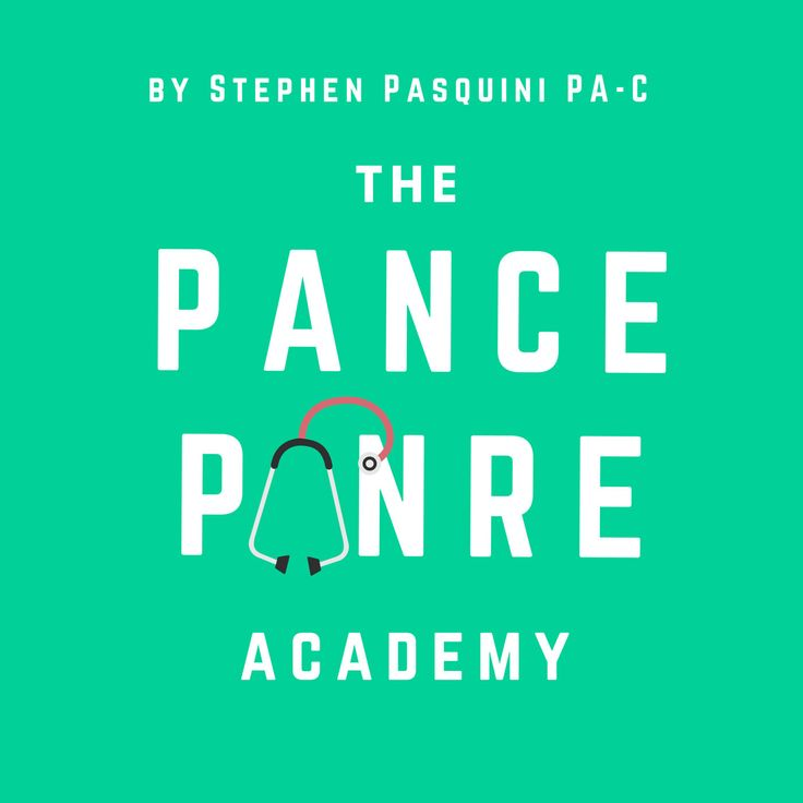 Study sessions for the PANCE and PANRE in podcast form. Includes 10 quiz questions per episode to solidify your understanding of each topic.