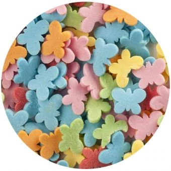 SUGAR BUTTERFLIES, 150G