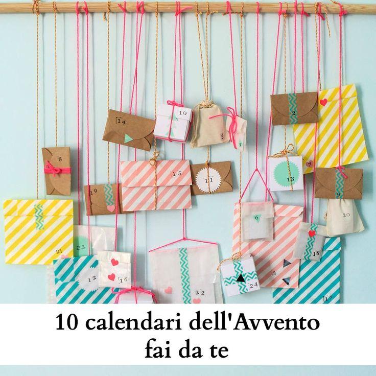 Come creare semplici decorazioni natalizie con la pasta - Creare decorazioni natalizie ...