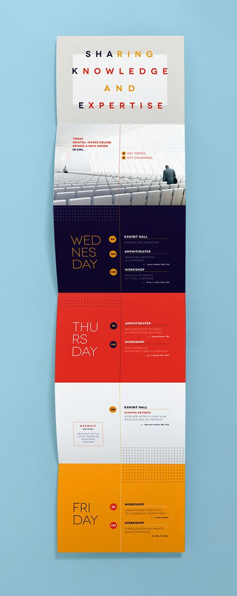 Best Design  Conference  Schedule Images On