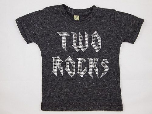Celebrate like a rock star! Can be customized for any birthday, using whatever shirt color and /or fabric color or print you like. OUR DESIGNS