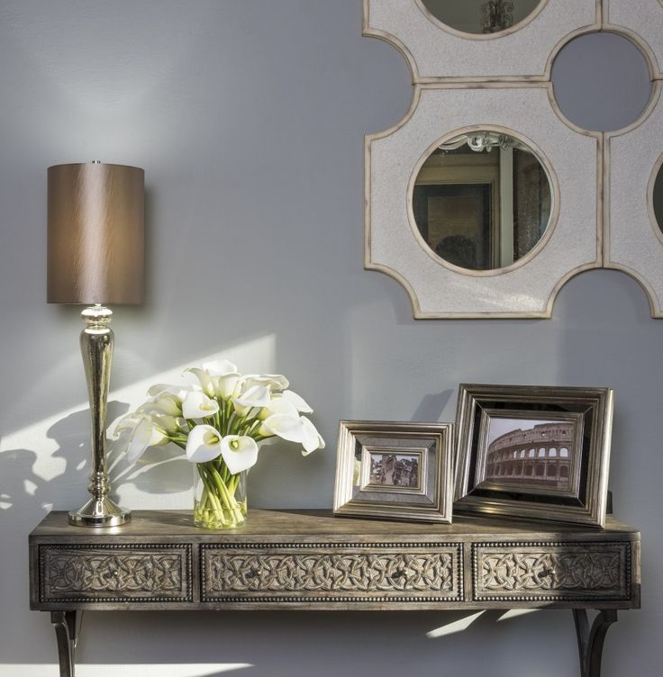 Love this table from Lauren Nicole Designs